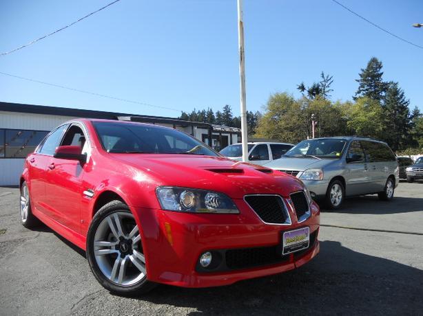 2009 Pontiac G8! Wow!