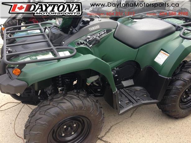 2018 Yamaha Kodiak 450 EPS ATV * BRAND NEW !! *