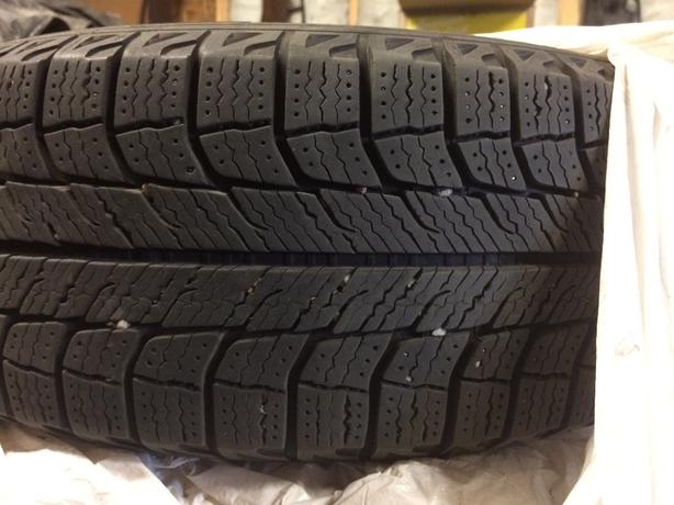 Michelin X-Ice Winter Tire Pkg.
