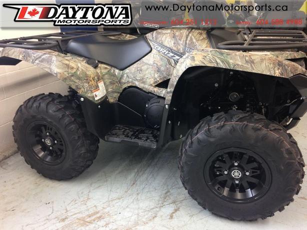 2018 Yamaha Grizzly 700 ATV * BRAND NEW !! *
