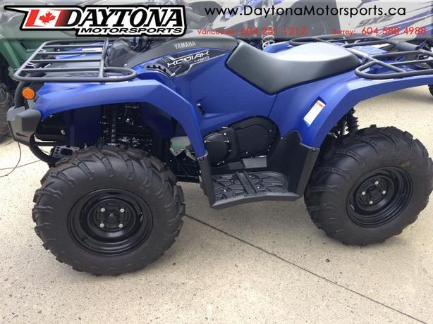 2018 Yamaha Kodiak 450 ATV * BRAND NEW !! *