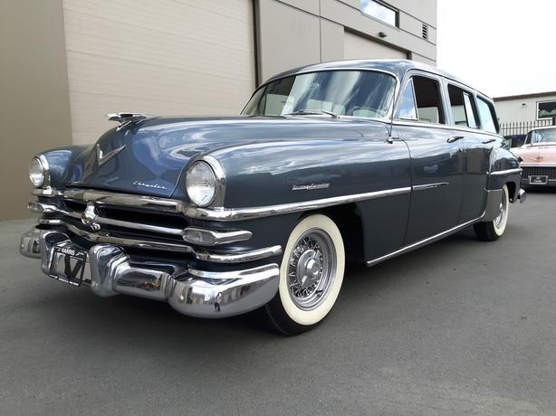 1953 Chrysler New Yorker Town Amp Country Outside Victoria