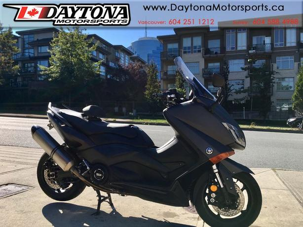 2015 Yamaha T-Max 530 Scooter * Very clean and nicely equipped!! *