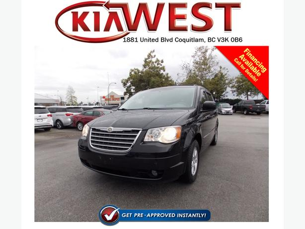 2010 Chrysler Town & Country Touring V6