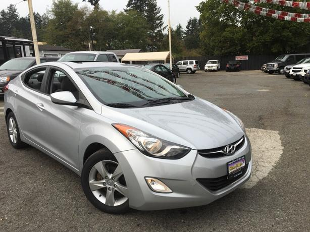 2012 Hyundai Elantra! 2 Pay Stubs, You're Approved!
