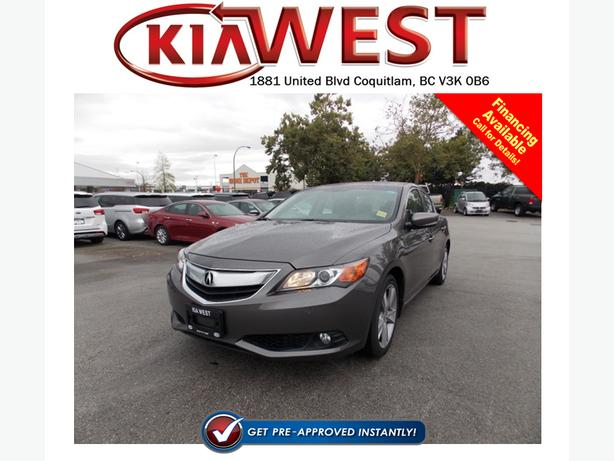 2013 Acura ILX Base w/Premium Package