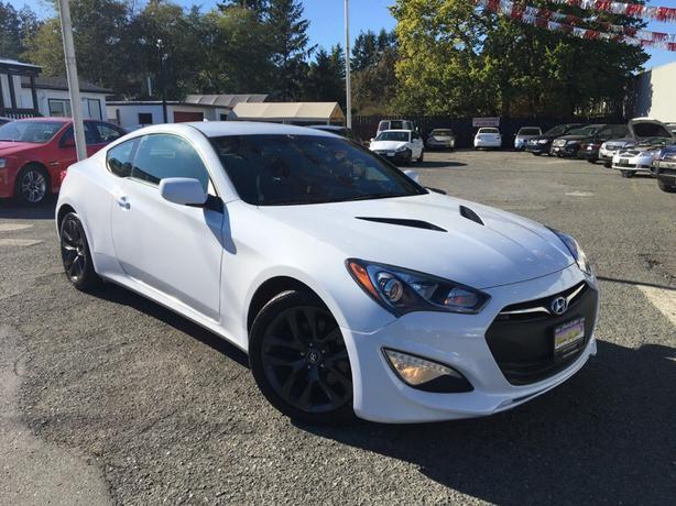 2014 Hyundai Genesis! 6-speed Turbo! Apply Today!