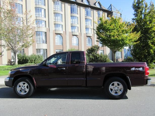 2005 Dodge Dakota SLT Extended Cab 4x4