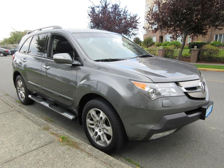 2007 acura mdx awd on sale fully loaded victoria. Black Bedroom Furniture Sets. Home Design Ideas