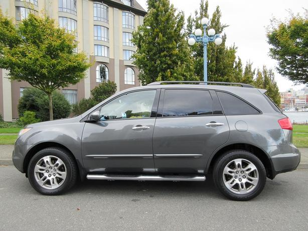 2007 Acura MDX AWD - FULLY LOADED! - NO ACCIDENTS!
