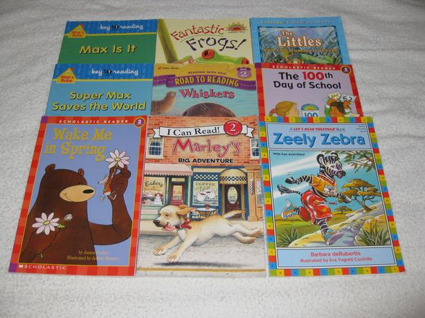 EARLY READERS - LEVEL 2 - CHILDRENS BOOKS - GREAT SELECTION