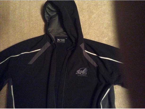 Men's SHA referees division Black jacket