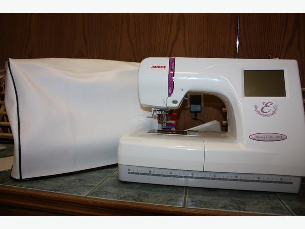 Janome Memory Craft 350E Embroidery Machine