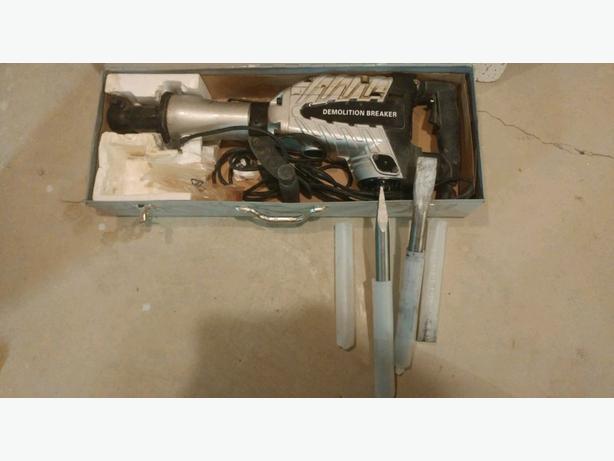 40 lb electric jackhammer