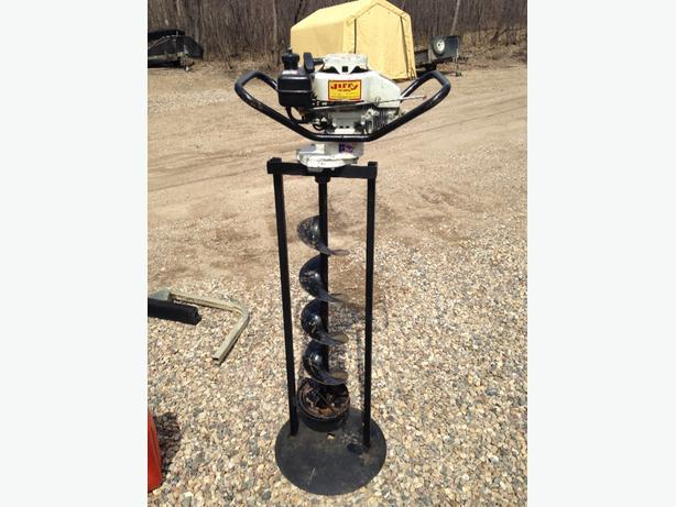 "8"" jiffy ice auger"