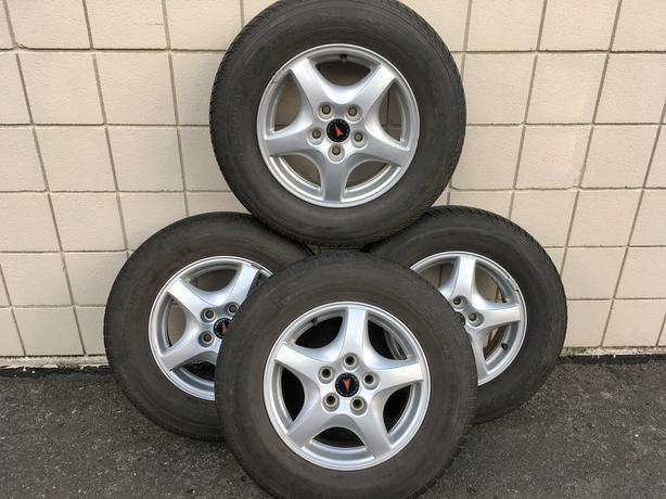 WHEELS & TIRES  GM