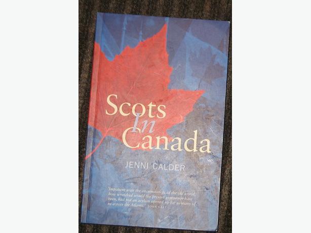 Scots in Canada - Softcover Book