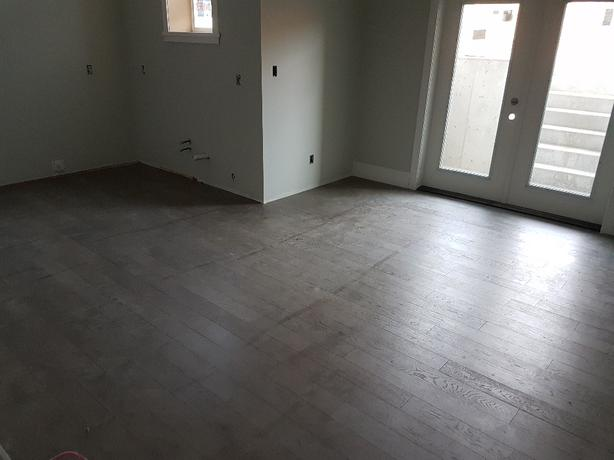 WANTED: laminate, hardwood and tile