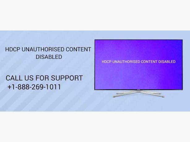 hdcp content unauthorized roku