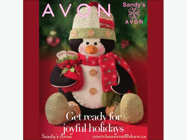 Share Something Magical with Avon