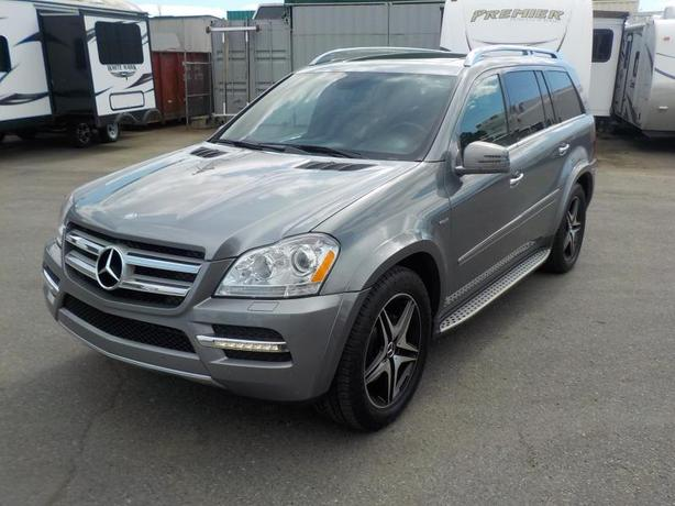2012 Mercedes GL350 Diesel BlueTec 4Matic w/ 3rd Row Seating