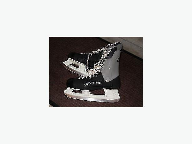 skates  men micron comp ICM original .pro laser molded ice