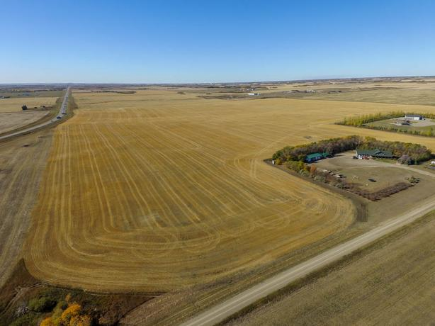 Attention Investors - Land w/ Gravel on HWY 46 Balgonie