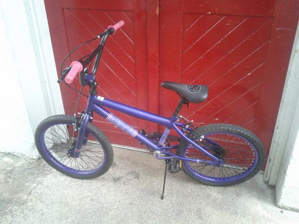 Girl's Huffy Bicycle (Stolen)