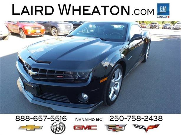 2011 Chevrolet Camaro SS One Owner, Locally Driven