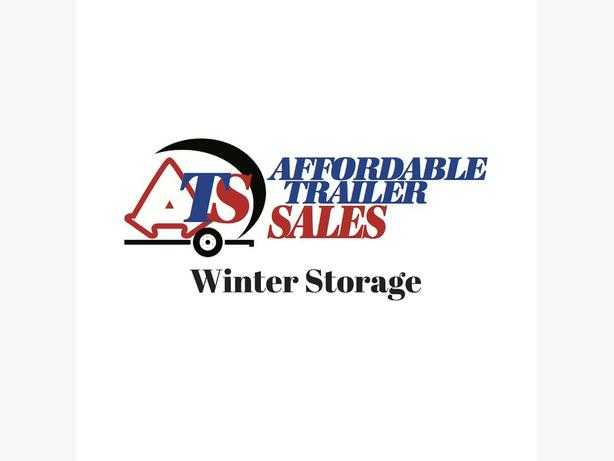 Affordable Trailer Sales - Winter Storage Available