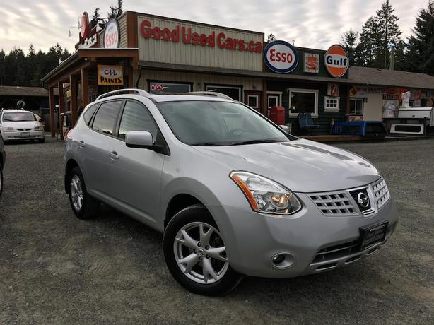 2008 Nissan Rogue - AWD - Sunroof, Heated Seats & Alloy Wheels