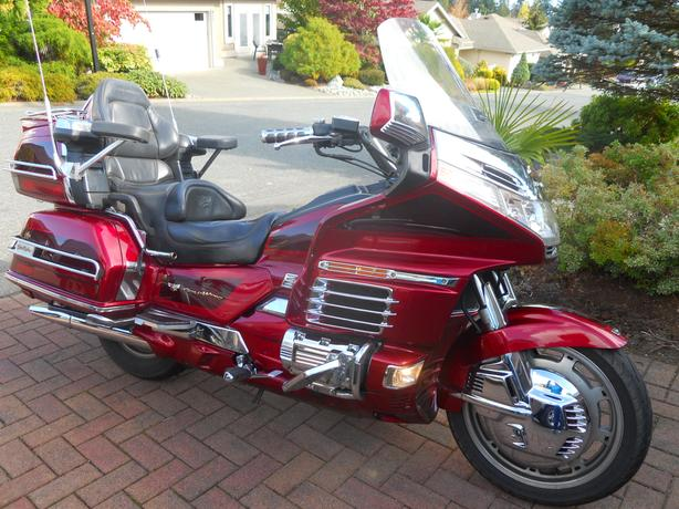 GOLDWING ANNIVERSARY EDITION