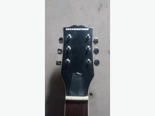 Simpson sears acoustic guitar