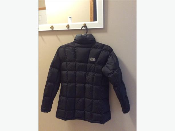 NORTH FACE WINDSTOPPER DOWN JACKET