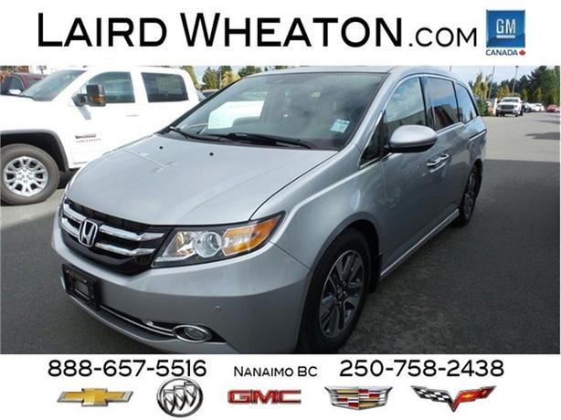 2014 Honda Odyssey Touring One Owner, Clean