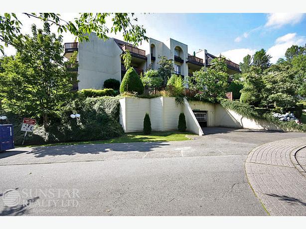 Brentwood 2 Bed 1 Bath Condo w/ Balcony & Parking @ Hillside Terrace