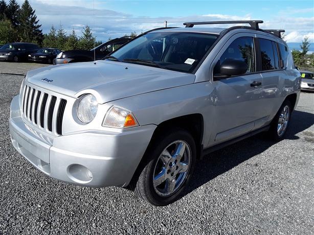 2007 Jeep Compass LTD