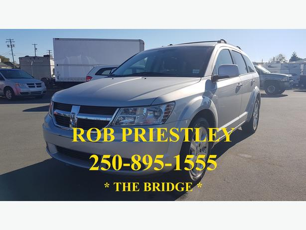 2010 DODGE JOURNEY RT AWD * ROB PRIESTLEY THE BRIDGE *