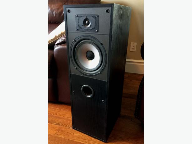 MISSION 763 SPEAKERS
