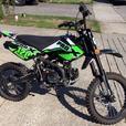 PRO-X 120cc Dirt Bike