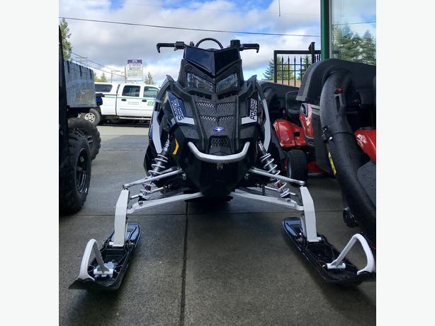 """2018 800 PRO-RMK 155"""" POLARIS SNOWMOBILE"""