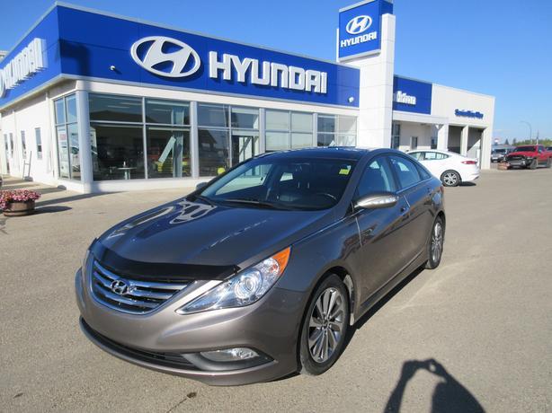 2014 Hyundai Sonata Limited w/Navigation FWD