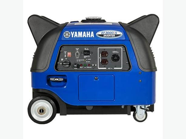 New Yamaha EF3000iSE Gas Powered Generator