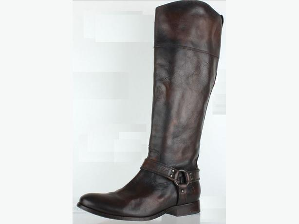 Frye Leather Knee High Boots ~ Gorgeous Size 10 (more like 9.5) Ladies Women