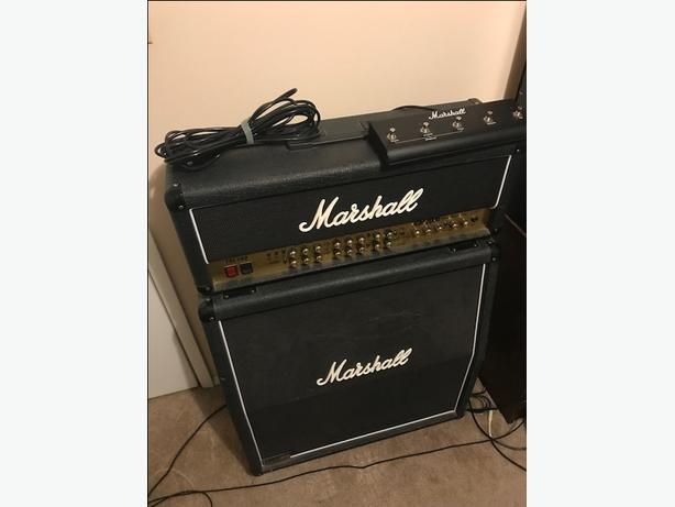 Marshall TSL 100 Half stack