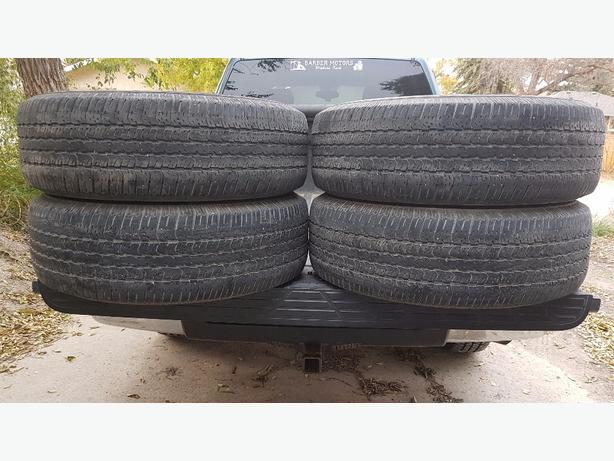 Truck tires 265/70R17 265 70 R17