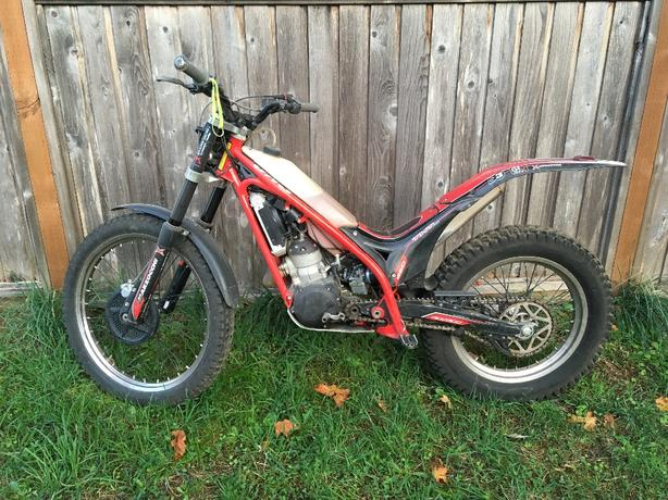 2010 Gas Gas 250