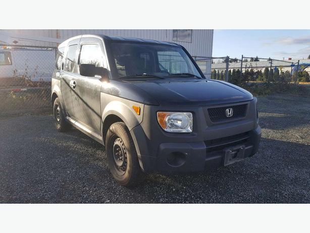 2006 Honda Element Base FWD - UNDER $10K