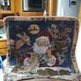 Two Christmas Cushion Covers