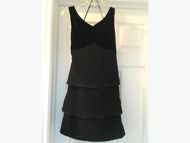 Dress Black Halloween SIZE XS